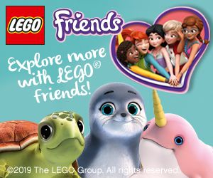 LEGO FRIENDS EXPLORE MORE HPTO MPU