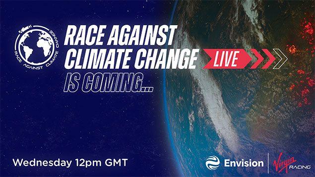 Race Against Climate Change Live