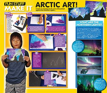 Arctic Art Primary Resource - Small Image