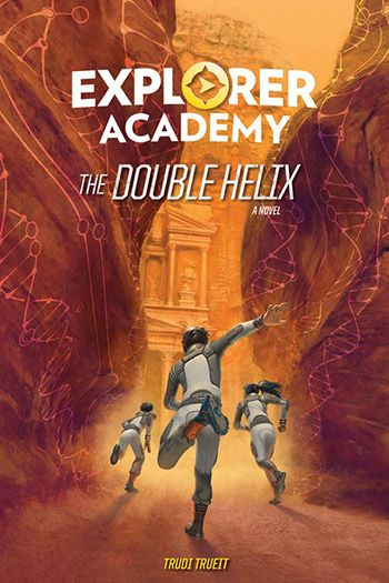 Explorer Academy The Double Helix book jacket