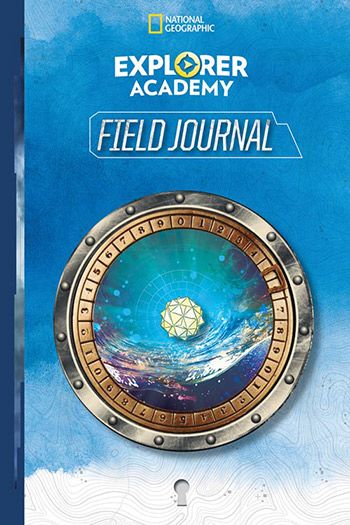 National Geographic Explorer Academy Field Journal book jacket
