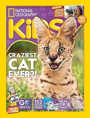 National Geographic Kids magazine