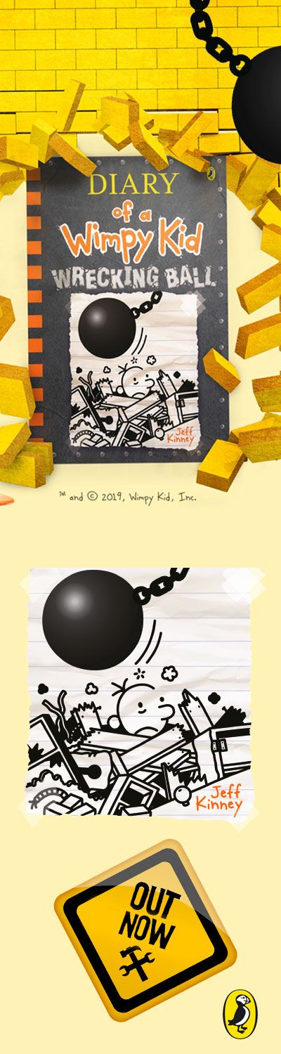 Wimpy Kid Wrecking Ball HPTO right panel