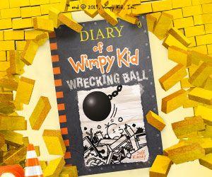 Wimpy Kid Wrecking Ball HPTO MPU