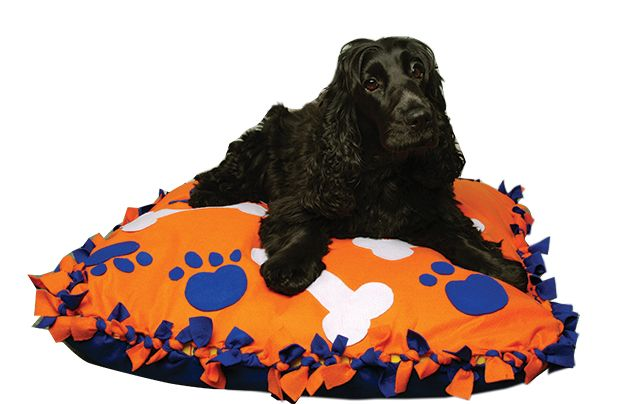 How to make a pet bed 5