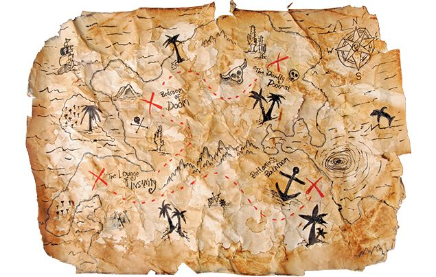 How to make a treasure map | Sponsored by Persil | Nat Geo ...