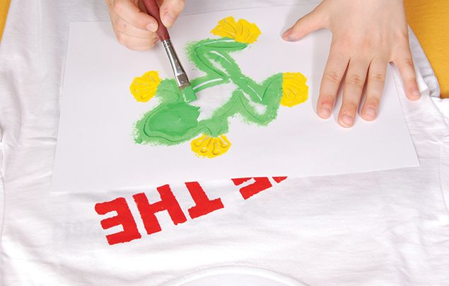 Make an eco t-shirt step 5