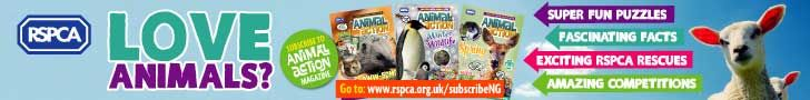 RSPCA 5th November 2020