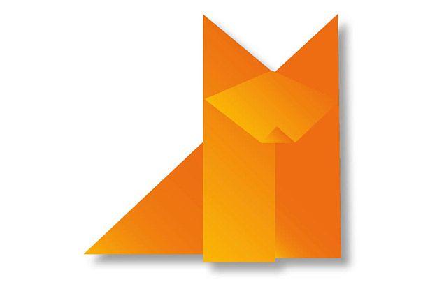 Origami for kids: fox