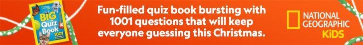 Harper Collins Learning Big Quiz campaign