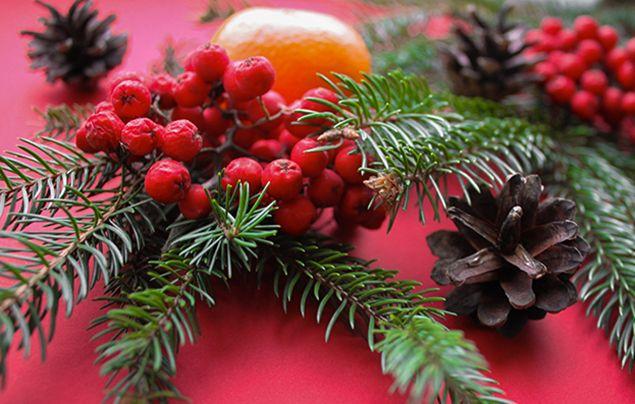 Enjoy an eco Christmas