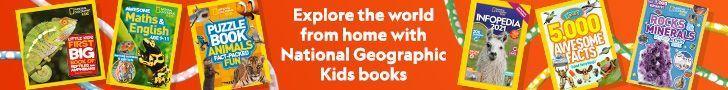 Harper Collins Learning NGBooks Jan 2021