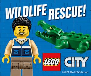 LEGO CITY WILDLIFE HPTO MPU